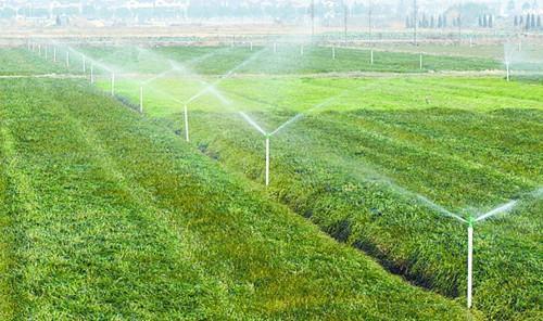节能灌溉系统