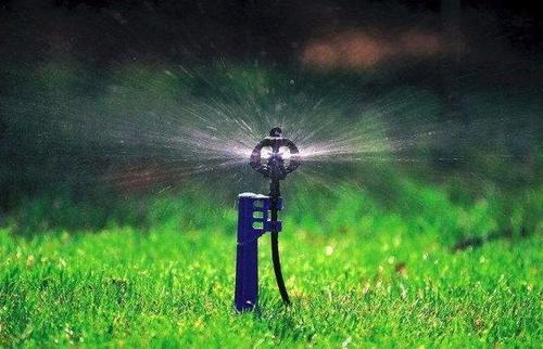 节水灌溉技术在水利工程中的有效应用